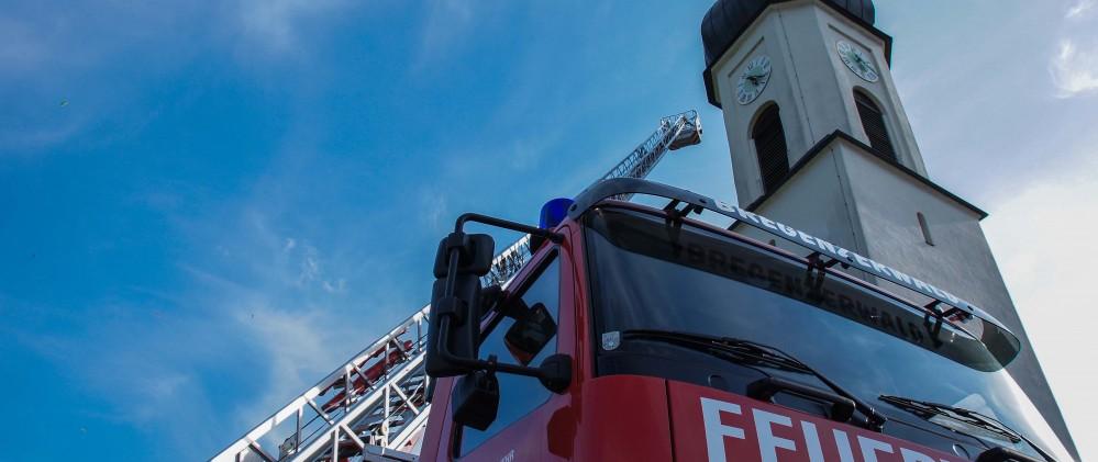 Feuerwehr Andelsbuch